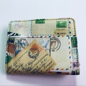 Mundi Mini Wallet , NWT